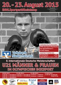 vdv Moers Poster Boxen U21 Meisterschaft 2015_V10.indd