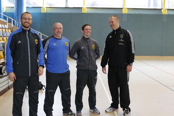 Sie werden euch ans Limit führen: Die Coaches der BW Fighting Squad