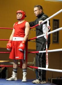 Dominik Deutscher und Tim Ottehenning, beide BR-Hilden