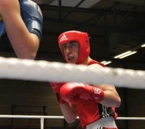 NABV Meister 2012 - Jamal Temur, Boxring Hilden