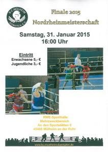 Nordrheinmeisterschaften 2015