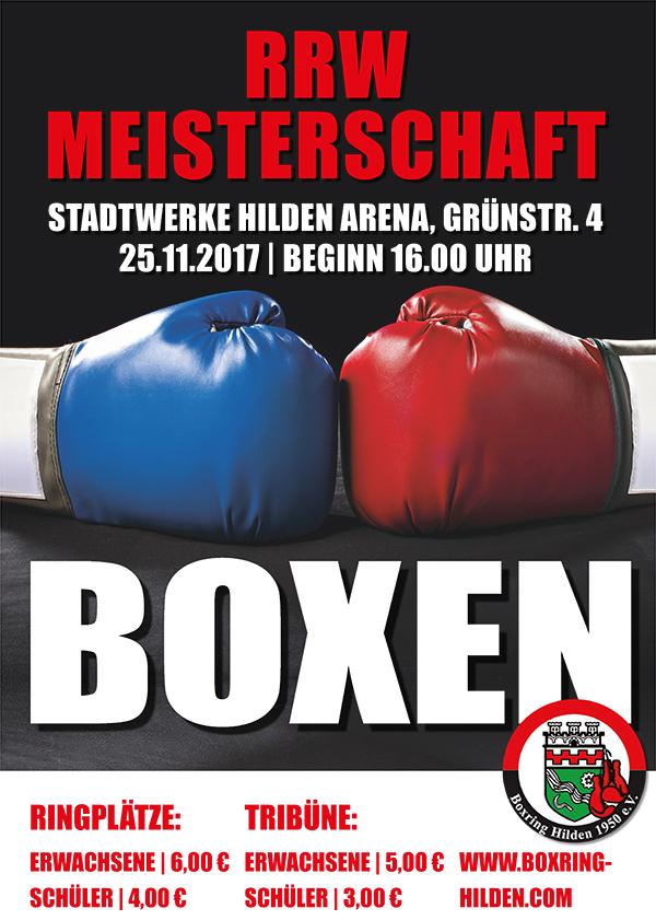 Boxen in Gerresheim