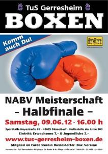 NABV Meisterschaft 2012